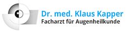 Dr. med. Klaus Kapper Logo